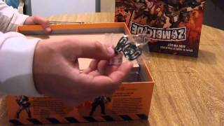 Zombicide Unboxing