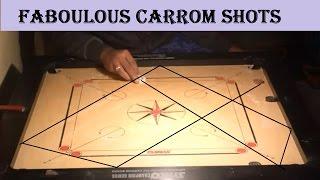 Fabulous Carrom Stroke's | Strike & Pocket |
