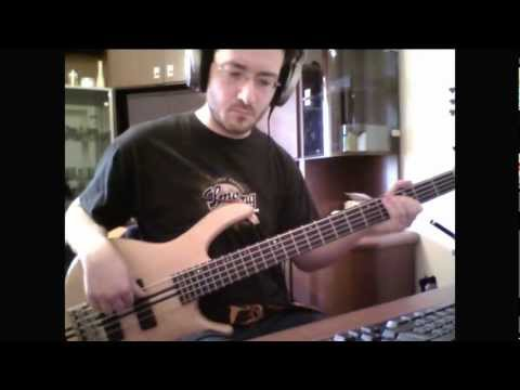 Boston - More than a feeling (Bass Cover)