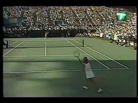 Chris Evert Vs Tracy Austin 3 Video