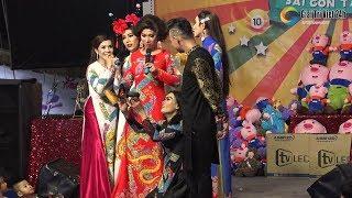 """Lô tô show: Lộ Lộ XỬ TỘI Phi Thanh Vân lậu """"bóng sát đồ"""" cười bể bụng"""