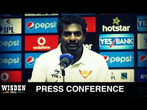 IPL 2015 | We have the momentum, it's all about momentum | Muttiah Muralitharan | Wisden India