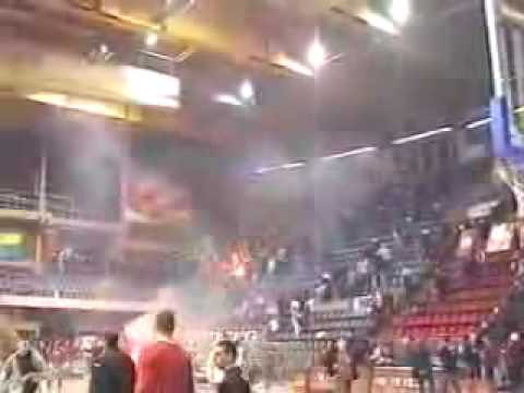 Red Star-PAOK gamisi sto veligradi.flv