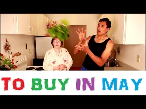 Fruits & Vegetables I Buy in May (Year 2 Episode 17)