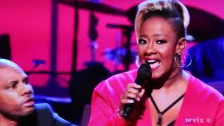 Download Lagu Le'Andra Johnson w/ Kirk Franklin honoring Shirley Caesar (10/13/17) Gratis STAFABAND