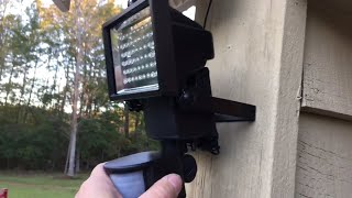 (9.77 MB) Harbor Freight Bunker Hill Security 60 LED Solar Security Light Review Harbor Freight Item #69643 Mp3