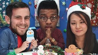 Sexual Awakenings and Holiday Cheer on #TableTalk!