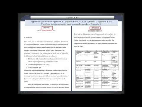 Write my how to put an appendix in an essay