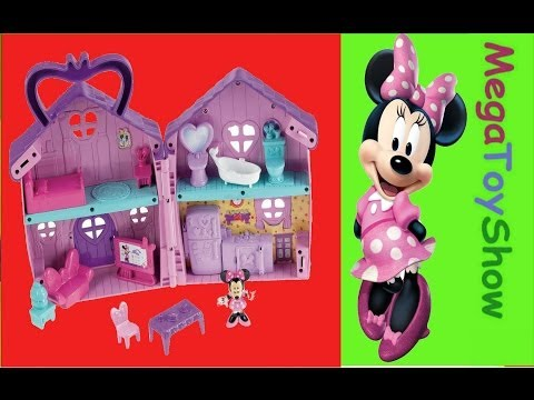 Mickey Mouse Clubhouse Minnie Mouse Bowtique clubhouse [Disney junior toys by fi