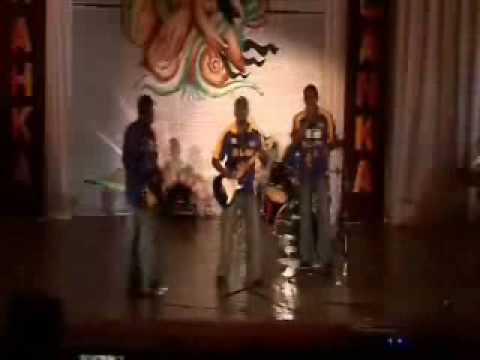 Sinhala Nonstop Baila - Sri Lankan Cultural Show 2009 - Kursk State Medical University, Russia