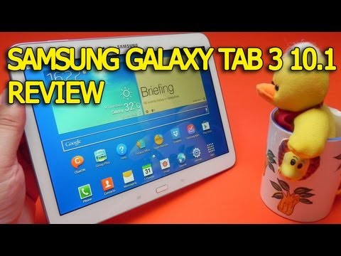 Samsung Galaxy Tab 3 10.1 review Full HD in limba romana - Mobilissimo.ro