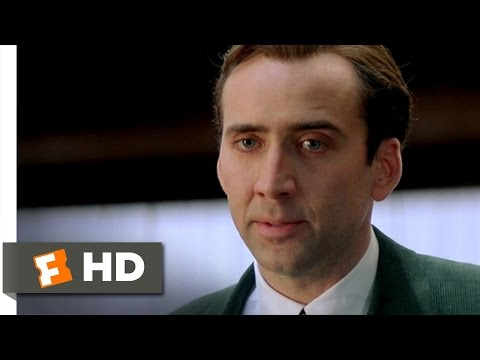 The Family Man (8/12) Movie CLIP - Interview At The Old Job (2000) HD