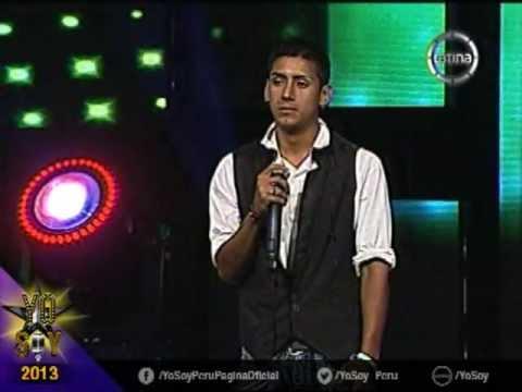 Casting Yo Soy Luis Fonsi (07/06/2013)