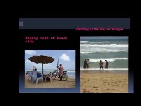 Puri Beach - the most popular destination in Odisha