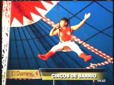 Circos de barrio: la magia circense llega a las zonas más humildes del Perú