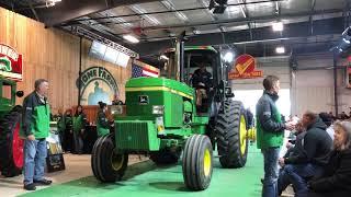 Mecum Iowa Premier 2018 Tractor Auction