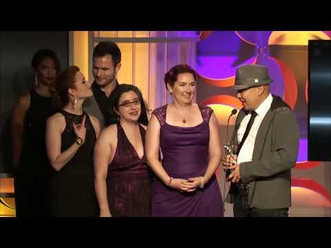 The Lizzie Bennet Diaries Wins Best Drama Series - Streamy Awards 2014