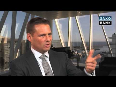 Kim Fournais on brokerage | Saxo Bank | World Finance Videos