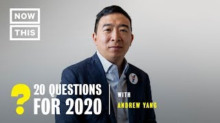 Why Andrew Yang Is Putting It All on Universal Basic Income | NowThis