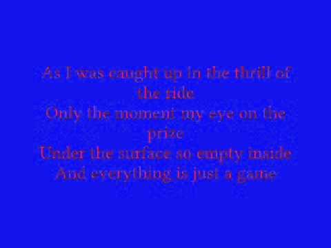 Daniele Negroni- Love and Pain Lyrics