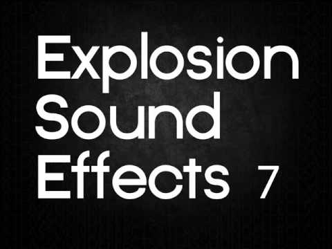 Explosion Sound Effects 7 video