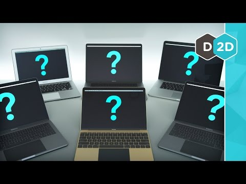 Which MacBook to Buy in 2017?