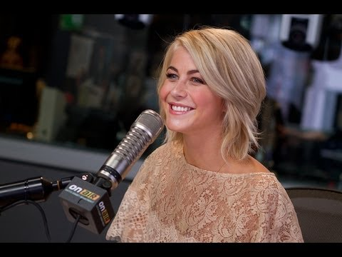 Julianne Hough Plays Truth Pong | Interview | On Air with Ryan Seacrest