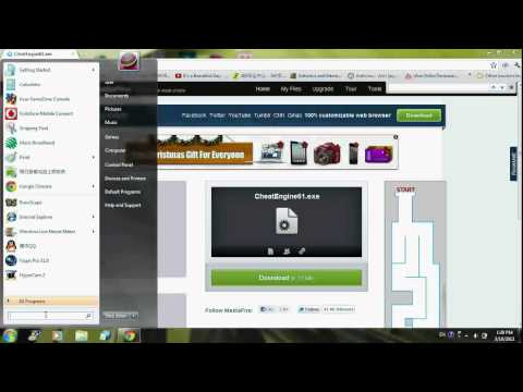 How to Download and Install Cheat Engine 6.1 MEDIAFIRE LINK. ЗДОРОВО! Бос