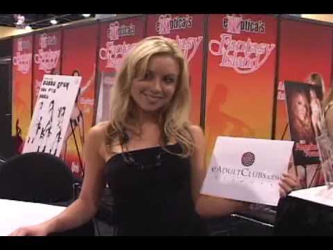 Kayden Kross At Exxxotica Miami Beach 2009 video