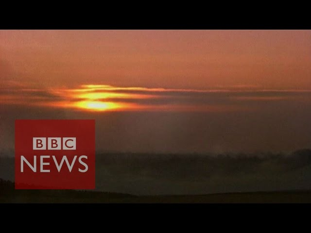 Attenborough: 'Solar energy should undercut oil' BBC News