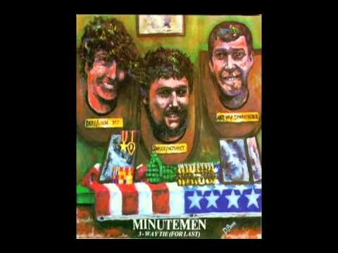 The Minutemen - Courage