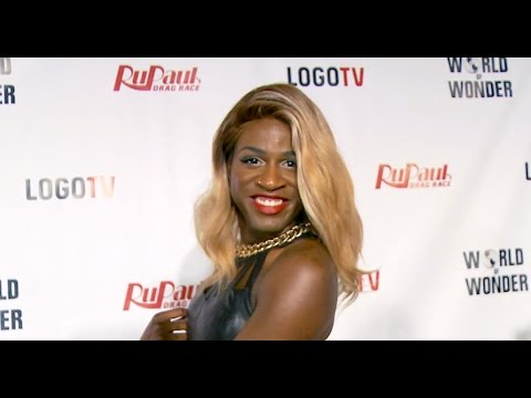 Part 2 - RuPaul's Drag Race Season 7 LA Red Carpet Premiere