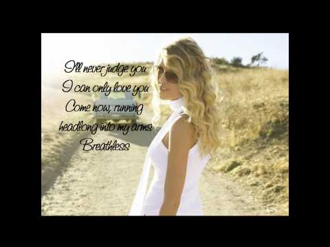 Taylor Swift - Breathless