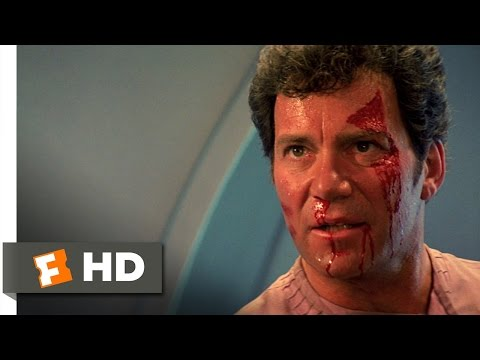Star Trek 3: The Search for Spock (7/8) Movie CLIP - Fine I'll Kill You Later (1984) HD