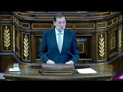 Rajoy anuncia un recorte de 16.500 millones de euros en el sector público