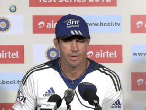 India vs England 2012, 2nd Test match, Day Three: Kevin Pietersen speaks