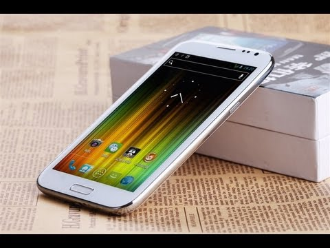 HDC Galaxy Note 2 GT-H7100 Hands On