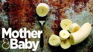 14 brilliant foods for baby led weaning
