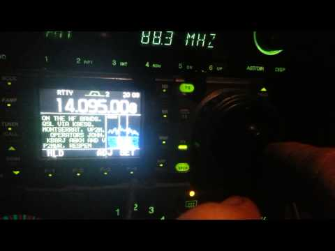 RTTY on icom ic-7000