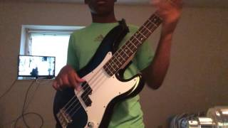 Download Bass cover on Better When I'm Dancin by Meghan Trainor 3Gp Mp4