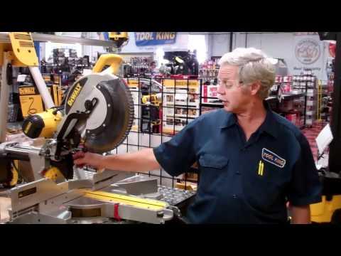 DeWalt DWS780 ToolKing.com Review by Gordon