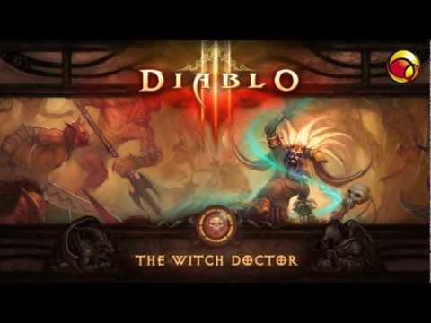 Diablo III - Witch Doctor (Feiticeiro) Dublado PT-BR (Iron and Blood - IaB)
