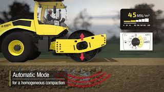 BOMAG Variocontrol I smart compaction