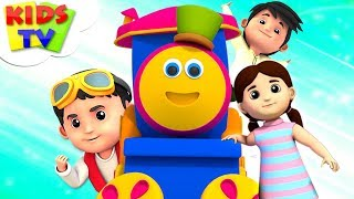 Most Popular English Nursery Rhymes | Bob The Train | Videos For  Children by Kids Tv