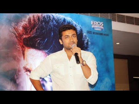 Suriya : Thanks for treating me like Vijay  | Masss Press Meet at Cochin