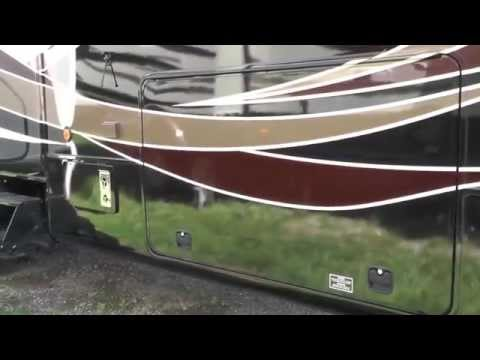 2015 DRV Mobile Suites 36RSSB3 (Cafe Au Lait Decor) Fifth Wheel RV