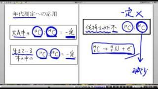 高校物理解説講義:「放射線」講義14