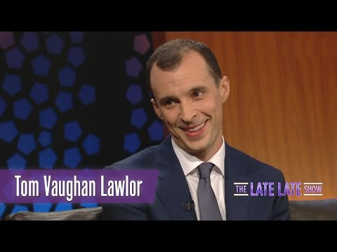 Tom Vaughan Lawlor reveals Love/Hate Series 5 | The Late Late Show