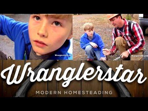 Raising Confident Capable Boys   Wranglerstar video