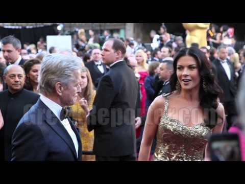 Oscars 2013: Red Carpet Arrivals & Interviews
